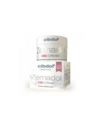 Zemadol CBD zalf voor een geirriteerde en droge huid.