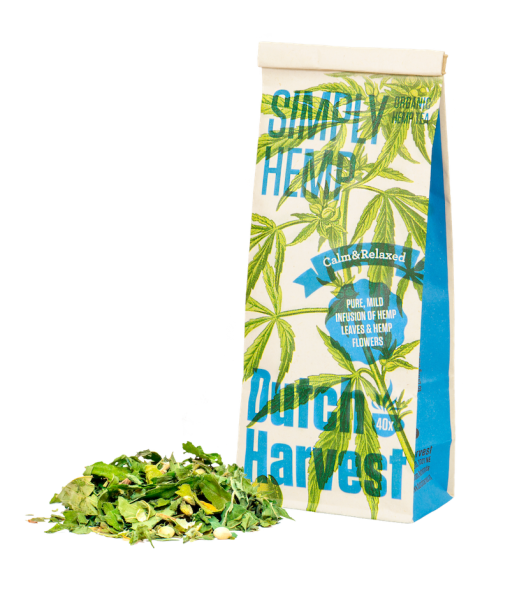 Dutch-Harvest-hemp-tea-SimplyHemp